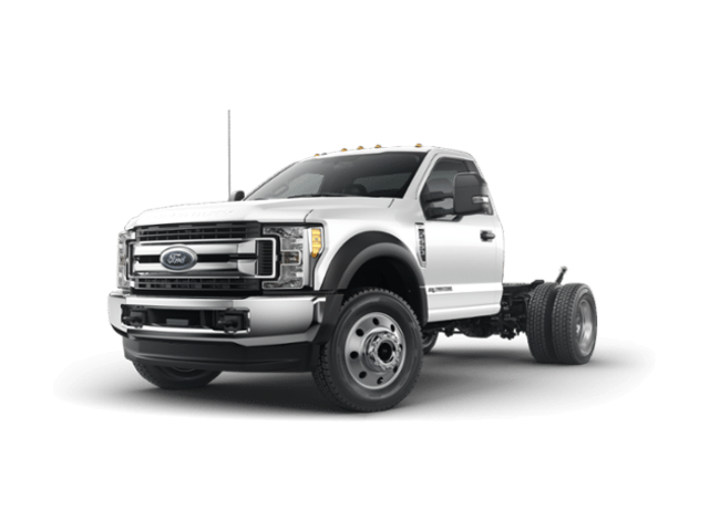 2018 Ford Chassis Cab F-550 XLT Commercial-truck